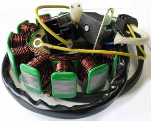 Катушка магнето (статор) в сборе с датчиком Stels ATV 500 K/GT KAZUMA