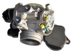Дроссельная заслонка в сборе D46-1 Stels UTV 800H (инжектор)