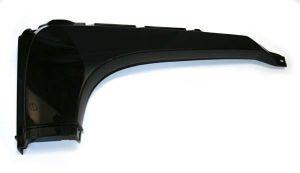 Крыло переднее правое черное Stels UTV 800 HiSun