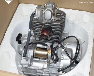Двигатель внутреннего сгорания с искровым зажиганием 387см3 Stels ATV 400 HiSun