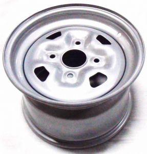 Диск колесный R103 задний (сталь)