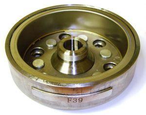 Ротор магнето (генератора), в сборе Stels ATV/UTV 500/700 HiSun (карбюратор)