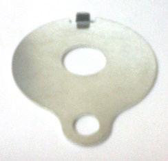 Пластина фиксирующая сальника вариатора, сталь Stels ATV 500H