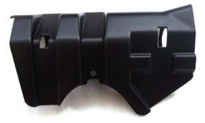 Защита переднего левого рычага подвески Stels ATV 450/500/700/800 HiSun