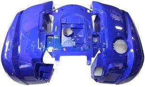 Пластик передний облицовочный, крылья (синий), Stels ATV 500/700 HiSun
