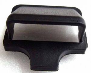 Заглушка декоративная узла крепления переднего багажника