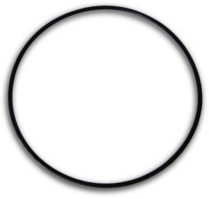 Кольцо уплотнительное 63.8x3.1мм, резина HiSun редуктор задний