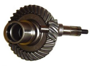 Шестерни конические заднего редуктора (ведущая и ведомая), комплект Stels ATV 500/700 HiSun