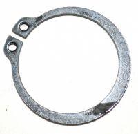 Кольцо стопорное, вала привода заднего моста 20.5x1мм, сталь