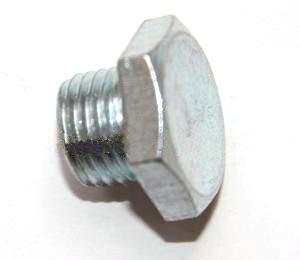Болт-пробка маслозаливного отверстия переднего редуктора М14×1.5×10 мм, сталь Stels ATV 500/700Н