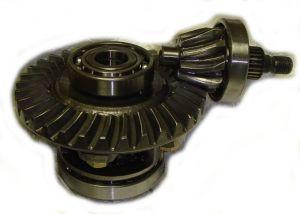 Шестерни конические переднего редуктора (ведущая и ведомая), комплект Stels ATV 500/700 HiSun