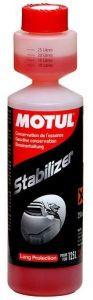 MOTUL Fuel STABILIZER (0,25) стабилизатор топлива для сезонной консервации.