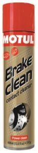 MOTUL BRAKE CLEAN CONTACT CLEANER (0,4) очиститель тормозов